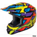Capacete FLY Kinetic Block Out WILD